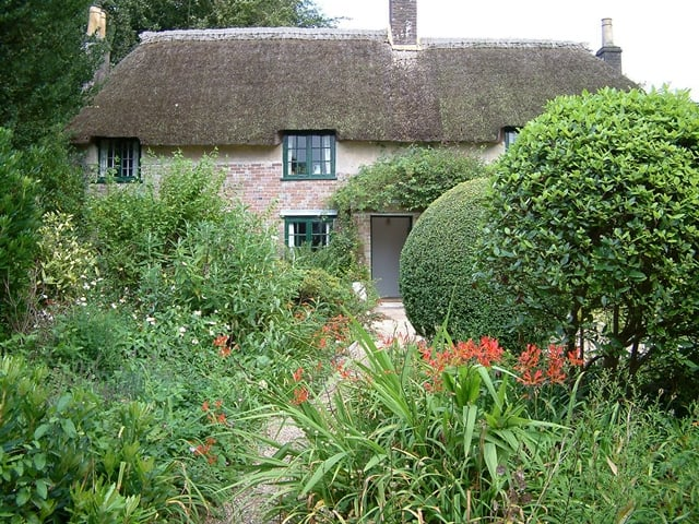 Thomas Hardy's Cottage, Higher Bockhampton, Dorchester, Dorset