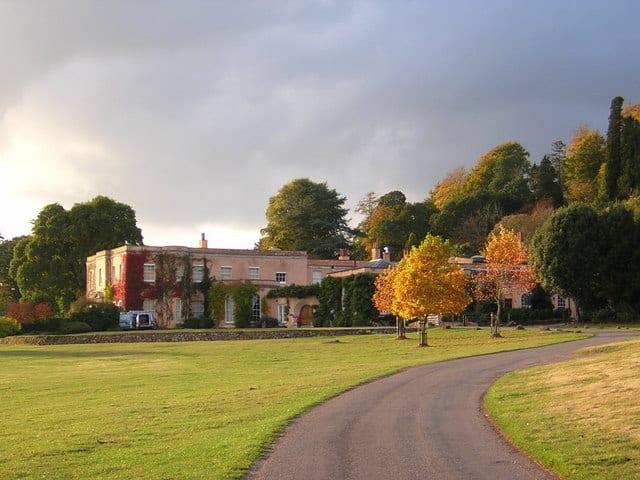Killerton House and Gardens, Killerton, Devon