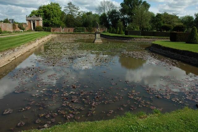 Westbury Court Garden, Westbury-on-Severn, Gloucestershire
