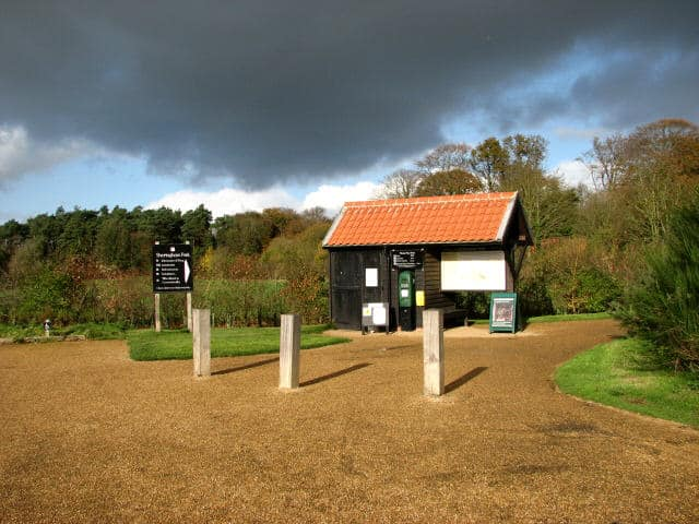 Sheringham Park, Upper Sheringham, Sheringham, Norfolk