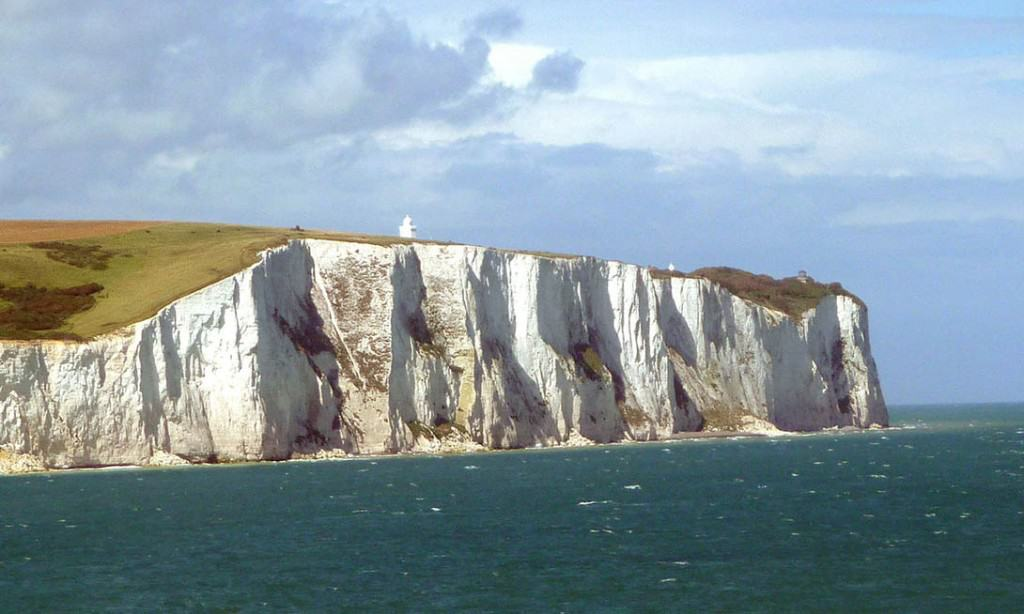 The White Cliffs of Dover, Dover, Kent