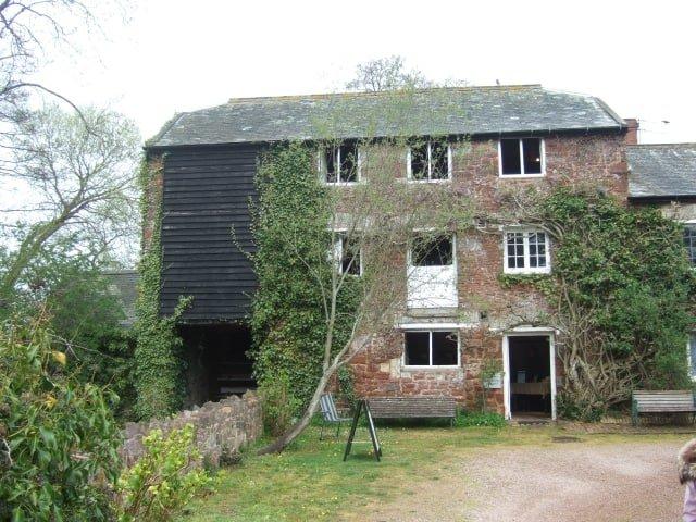 Clyston Mill, Broadclyst, Killerton, Devon