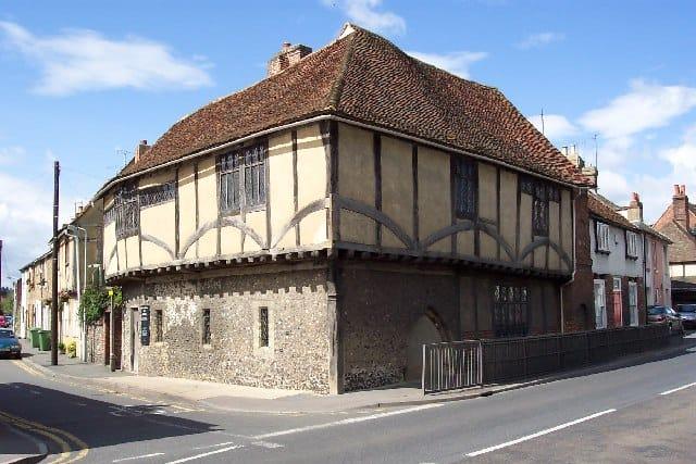 Maison Dieu, Faversham, Kent