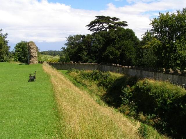 Sherborne Castle, Sherborne, Dorset