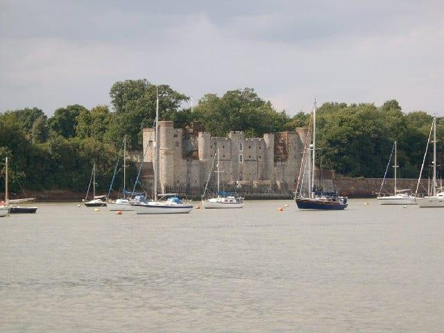 Upnor Castle, Upnor, Rochester, Kent