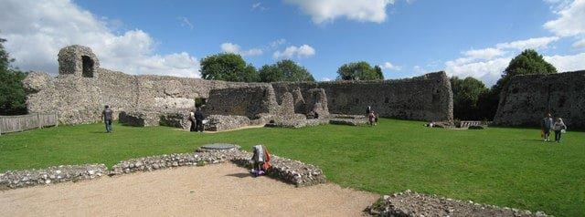 Eynsford Castle, Eynsford, Kent