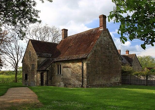 Fiddleford Manor, Fiddleford, Sturminster Newton, Dorset
