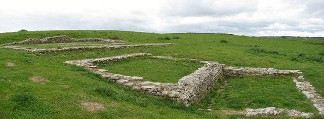 Maiden Castle, Winterborne Monkton, Dorchester, Dorset