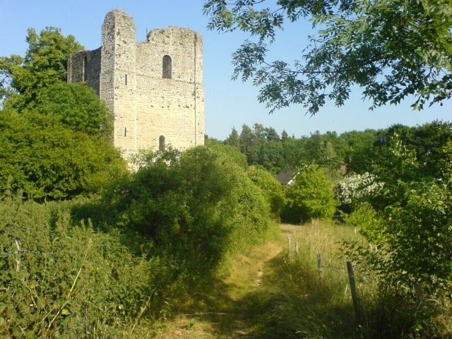 St Leonards Tower, West Malling, Kent