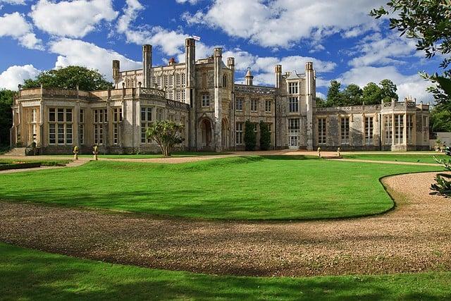 Highcliffe Castle, Highcliffe, Christchurch, Dorset