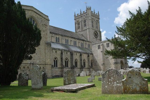 Christchurch Priory, Christchurch, Dorset