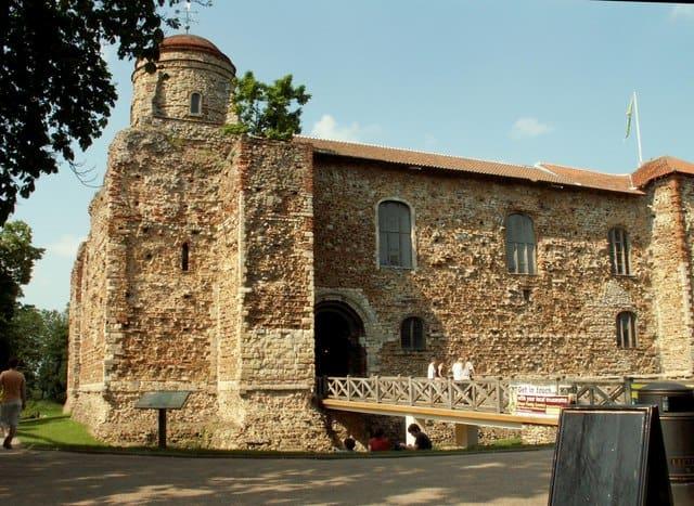 Colchester-Castle