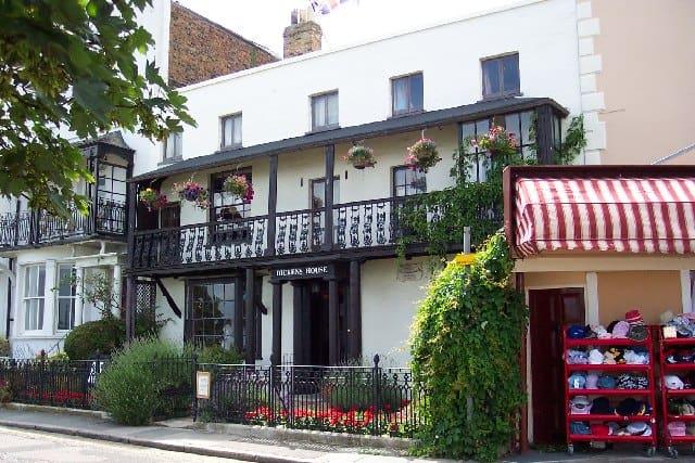 Dickens House Museum, Broadstairs, Kent