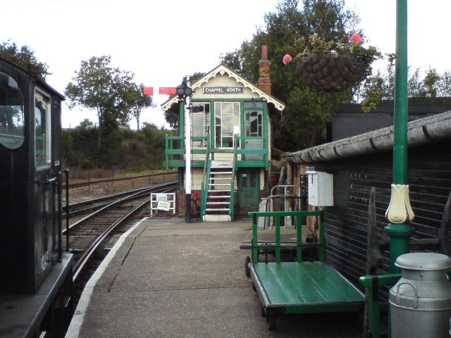 East Anglian Railway Museum, Wakes Colne, Colchester, Essex