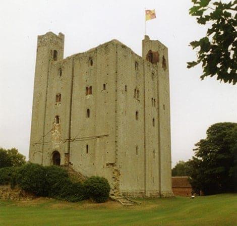 Hedingham Castle, Hedingham, Essex