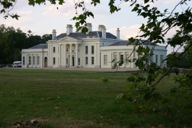 Hylands House and Park, Chelmsford, Essex