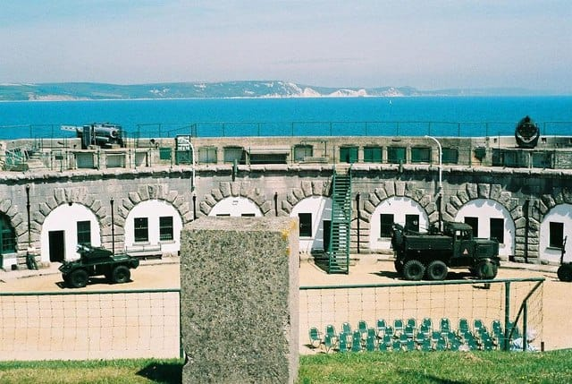 Nothe Fort, Weymouth, Dorset