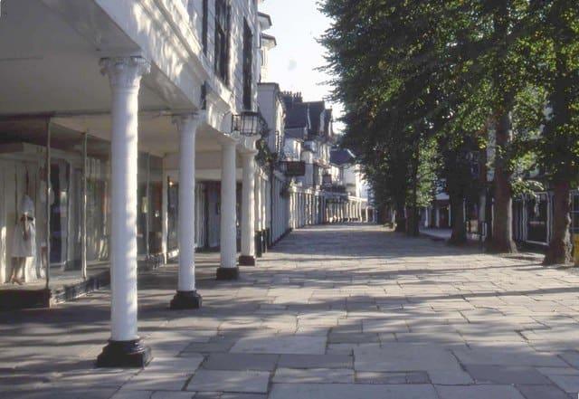 Pantiles, Tunbridge Wells, Kent