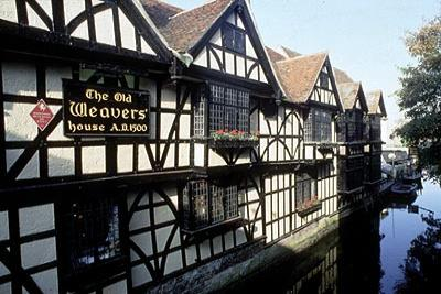 The Old Weavers House, Canterbury, Kent