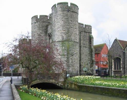 Canterbury West Gate, Canterbury, Kent