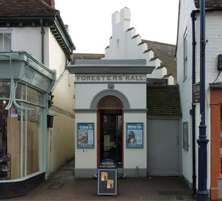 Whitstable Museum and Gallery, Whitstable, Kent