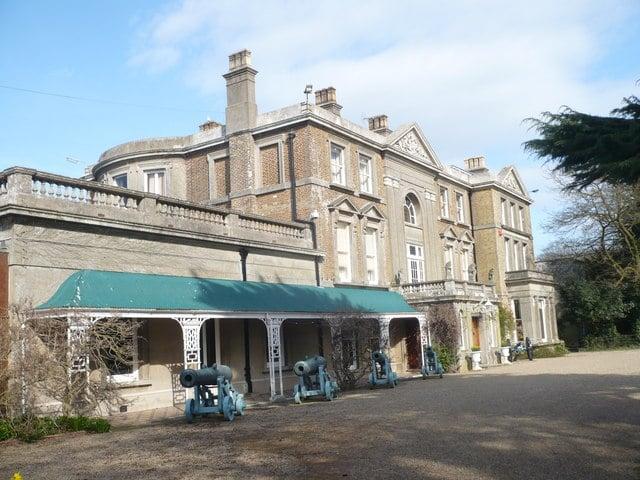 Quex House and Gardens, Birchington, Kent