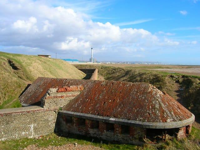 Shoreham Fort, Shoreham-by-Sea, West Sussex