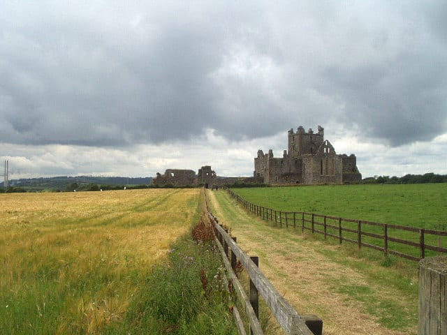 Dunbrody Abbey, Dunbrody, Campile, Wexford, Ireland
