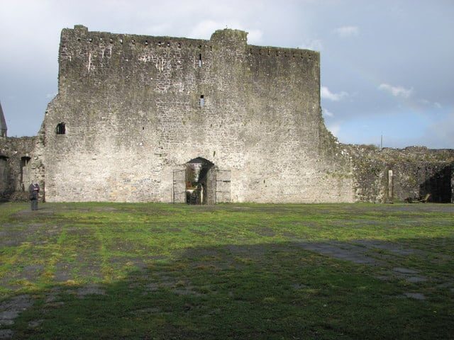 Ballymote Castle, Ballymote, Sligo