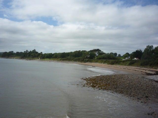 Lleiniog-beach
