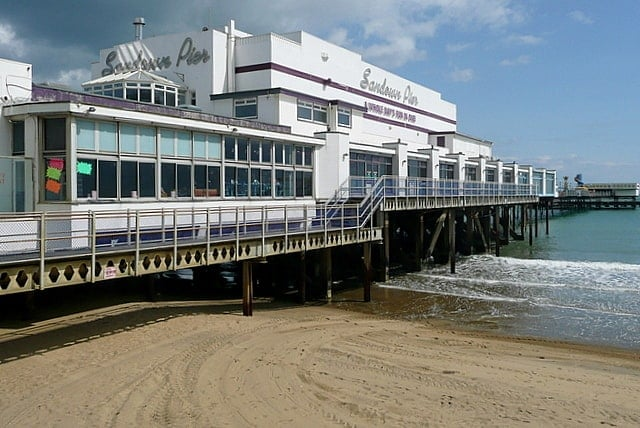 Sandown Culver Pier, Sandown, Isle of Wight