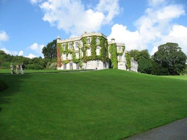 Plas Newydd, Llanfairpwll, LLanfair Pwllgwyngwll, Isle of Anglesey, Wales