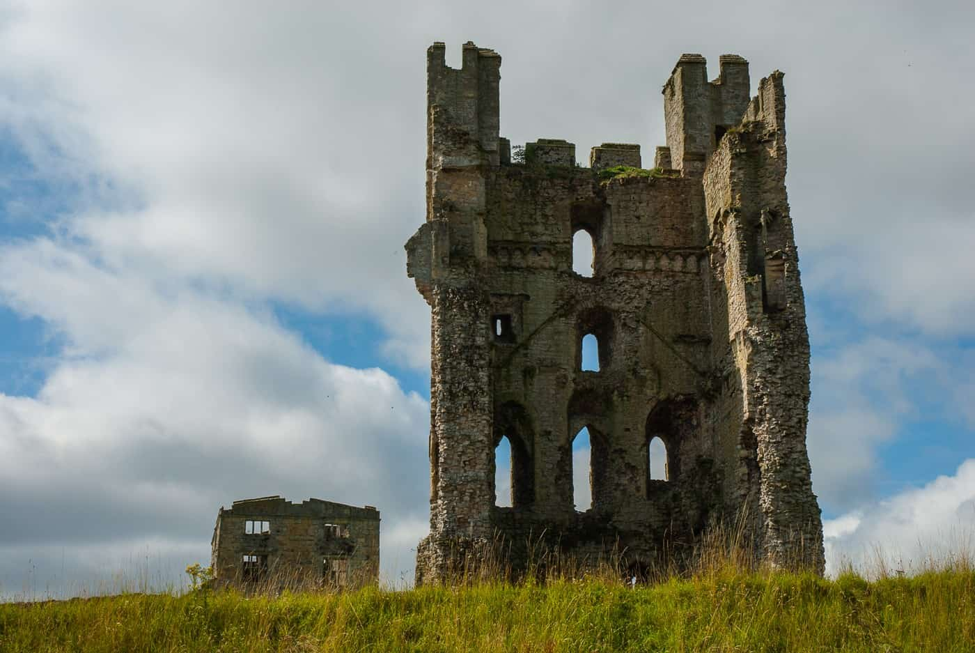 Helmsley Castle, Helmsley North Yorkshire