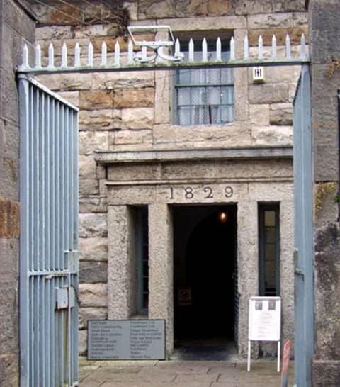 Beaumaris-Gaol