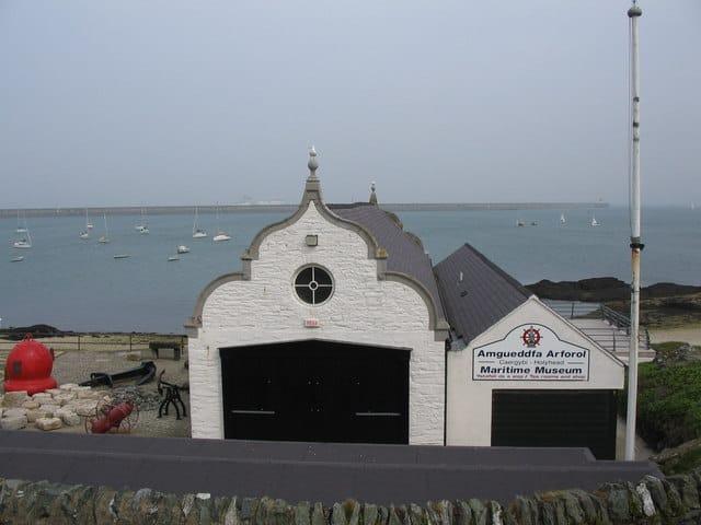 Holyhead Maritime Museum, Holyhead, Isle of Anglesey, Wales