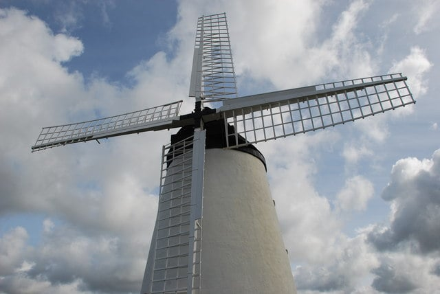 Llynnon Mill, Llanddeusant, Isle of Anglesey, Wales
