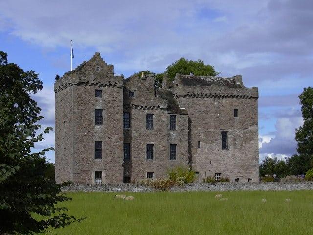 Huntingtower-Castle
