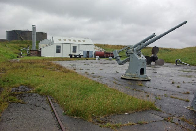 Scapa Flow Visitor Centre, Lyness, Hoy Island, Orkney Islands