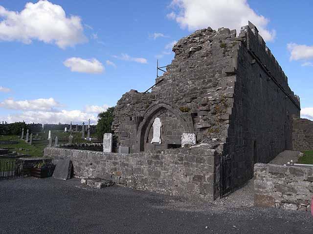 Murrisk Abbey, Murrisk, West Mayo, Mayo, Ireland