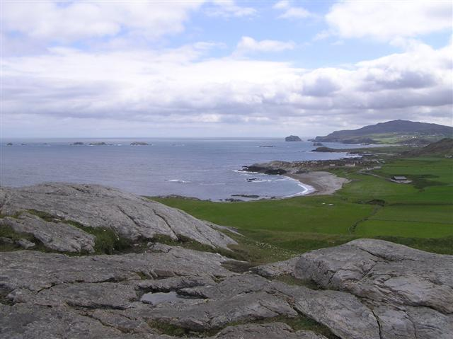 Malin Head, Inishowen Peninsula, Inishowen, Donegal, Ireland