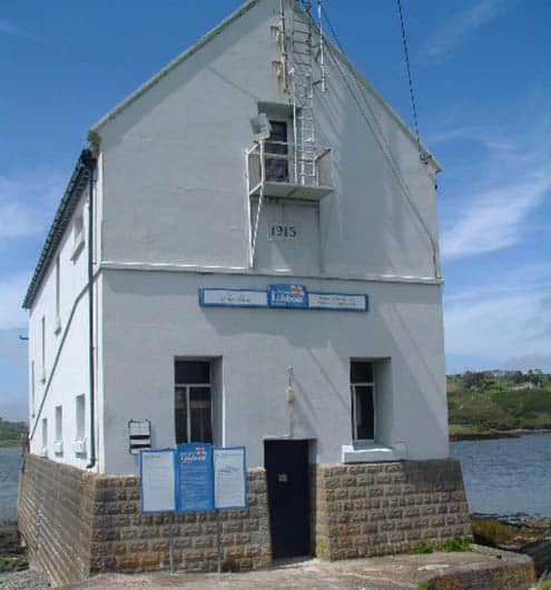 Baltimore lifeboat station, Baltimore, Cork, Ireland