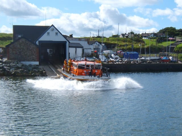 Wicklow-lifeboat-station