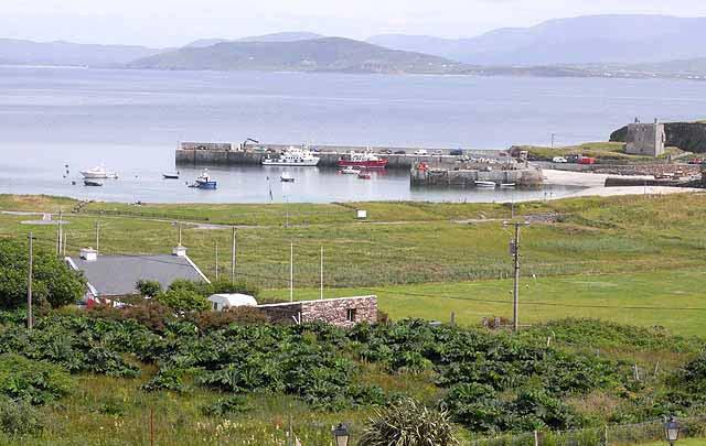 Clare Island, West Mayo, Mayo, Ireland