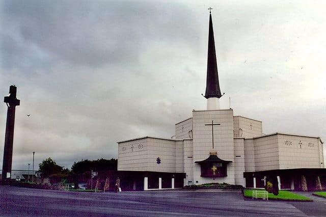 Knock Basilica, Mayo, Central Mayo, Mayo, Ireland
