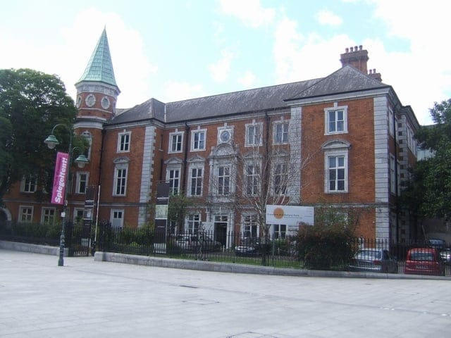 The Crawford art gallery and museum, Cork, Ireland