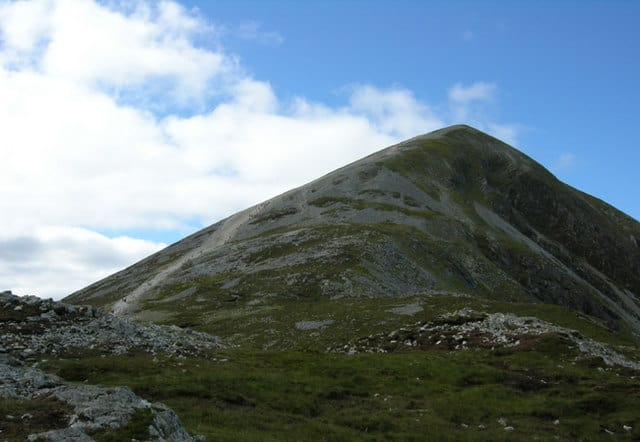 Croagh Patrick, Murrisk, West Mayo, Mayo, Ireland