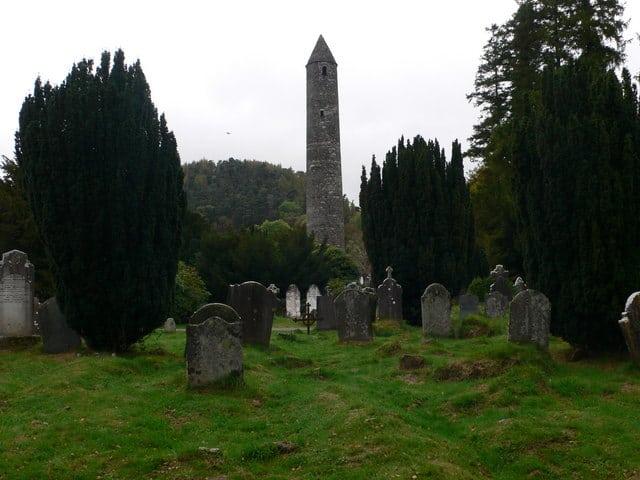 Glendalough-Tower