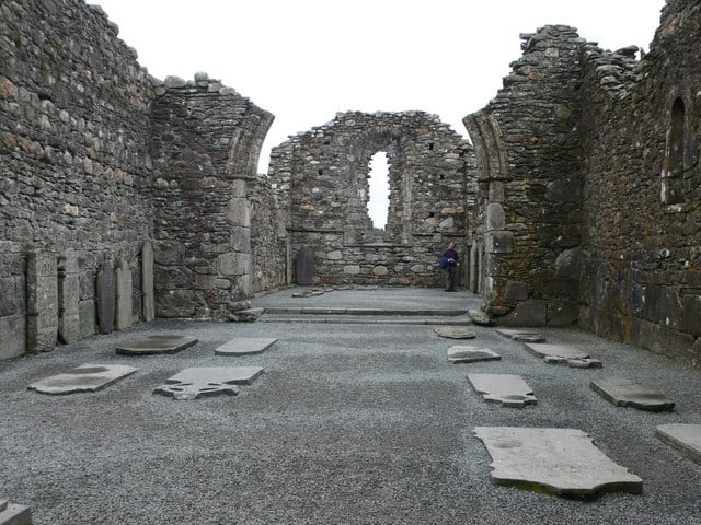 Glendalough-Cathedral