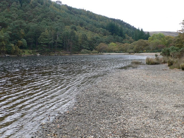 Glendalough-Upper-Lake