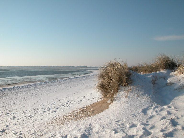 UK Coast in the Winter